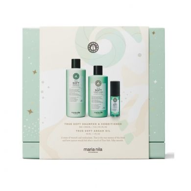 Maria Nila True Soft Holiday Giftbox