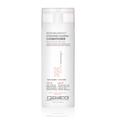 Giovanni Cosmetics - 50:50 Balanced Hydrating-Calming Conditioner - 250 ml