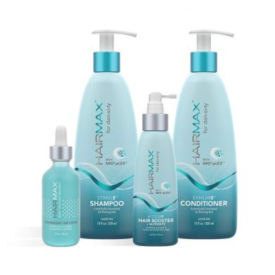 HairMax Density Hair Therapy Set