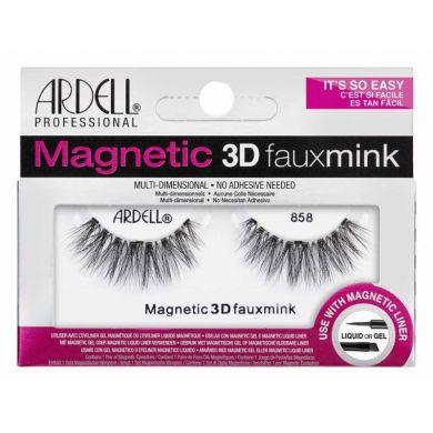 Ardell Magnetic Lash - 3D Faux Mink 858