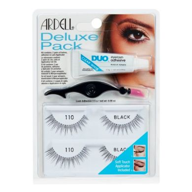 Ardell Natural 110 Black Deluxe Pack
