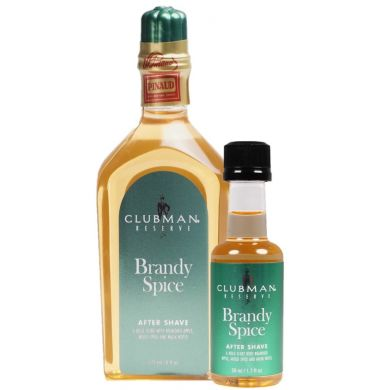 Clubman Reserve After Shave Lotion - Brandy Spice