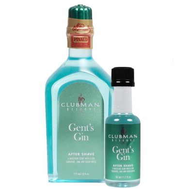 Clubman Reserve After Shave Lotion - Gent's Gin