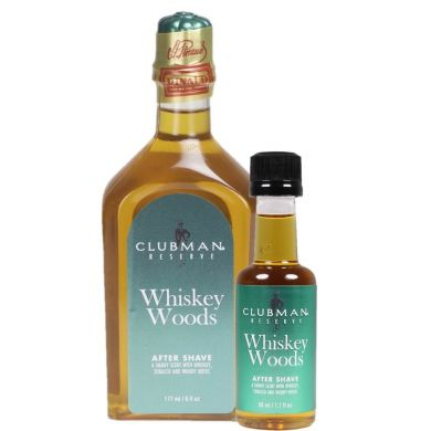 Clubman Reserve After Shave Lotion - Whiskey Woods