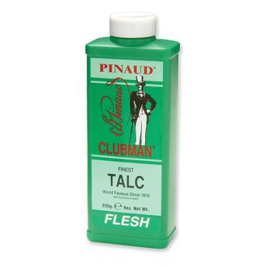 Clubman Shave Talkpoeder Flesh 255 gr
