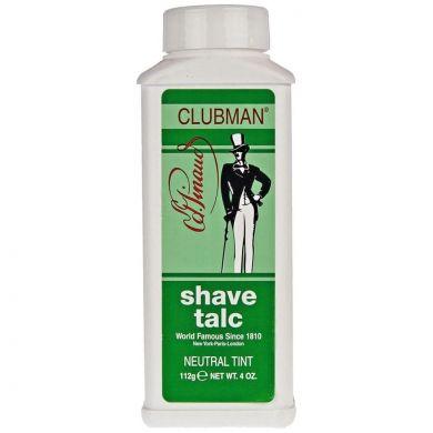 Clubman Shave Talkpoeder Neutraal 112 gr