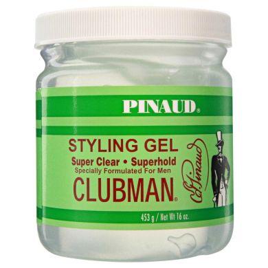 Clubman Super Clear Styling Gel