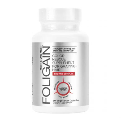 Foligain Anti-Grijs Supplement