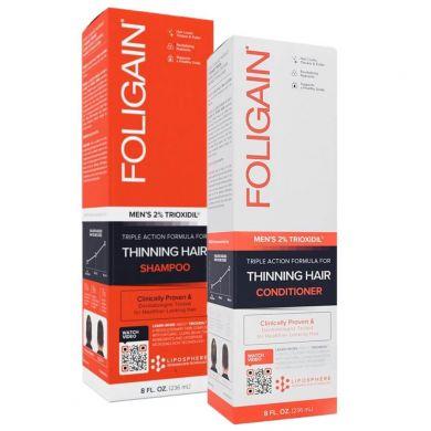 Foligain Hair Care Set Man