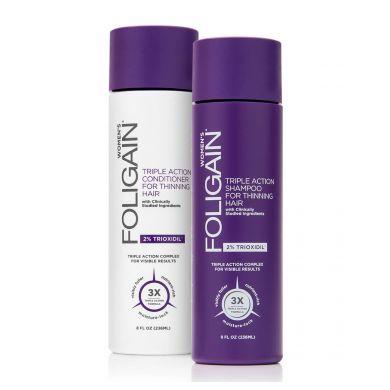 Foligain Hair Care Set Vrouw