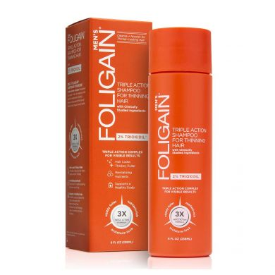Foligain Stimulerende Shampoo Man