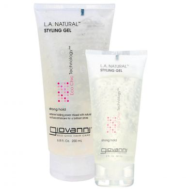Giovanni Cosmetics - L.A. Strong Hold Styling Gel