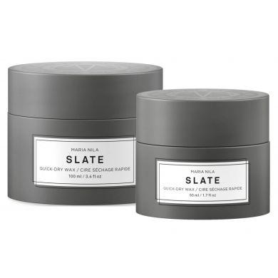 Maria Nila Slate Quick-Dry Wax