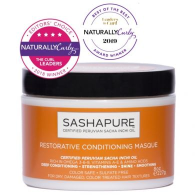 Sashapure Conditioning Masque