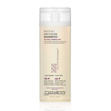 Giovanni Cosmetics - Root 66 Max Volume Shampoo 250 ml