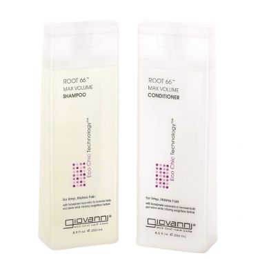 Giovanni Cosmetics Root 66 Hair Care Set