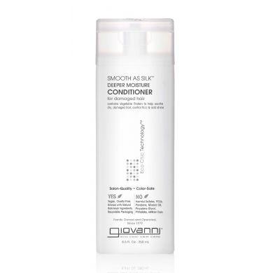 Giovanni Cosmetics - Smooth as Silk Conditioner 250 ml