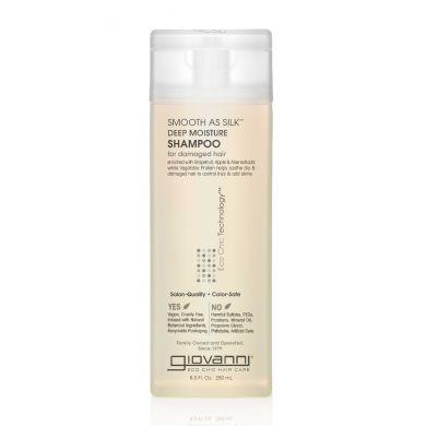 Giovanni Cosmetics - Smooth as Silk Shampoo 250 ml
