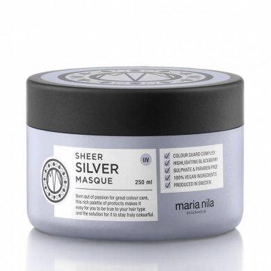 Maria Nila Sheer Silver Haarmasker