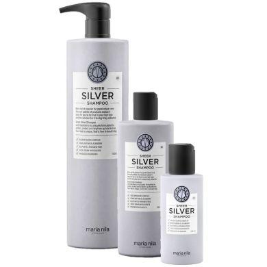 Maria Nila Sheer Silver Shampoo