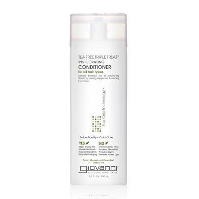 Giovanni Cosmetics - Tea Tree Triple Treat Invigorating Conditioner 250 ml