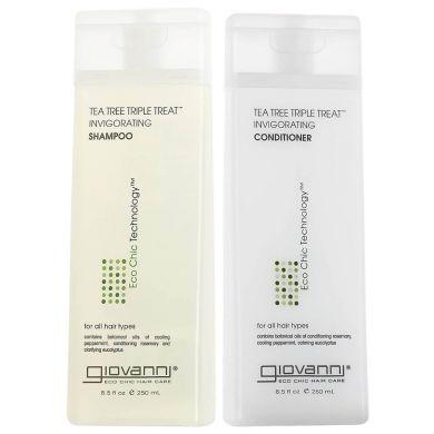 Giovanni Cosmetics - Tee Trea Hair Care Set