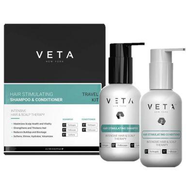 Veta Shampoo & Conditioner Reis Set