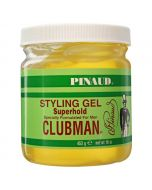Clubman Super Hold Styling Gel
