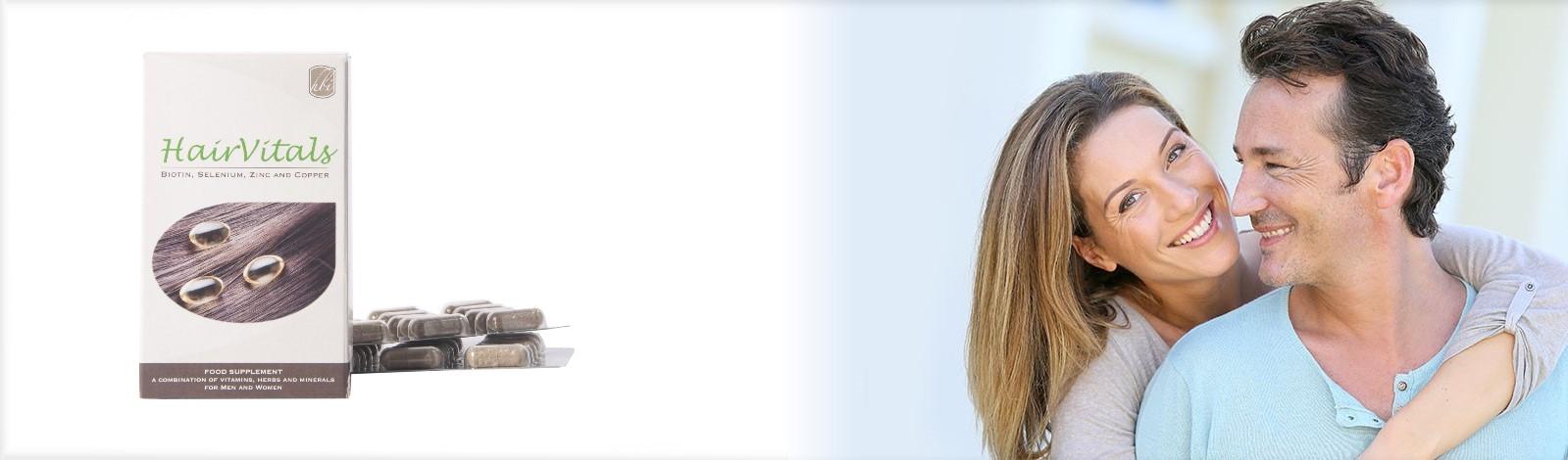 Hairvitals haarvitamine voor gezond haar