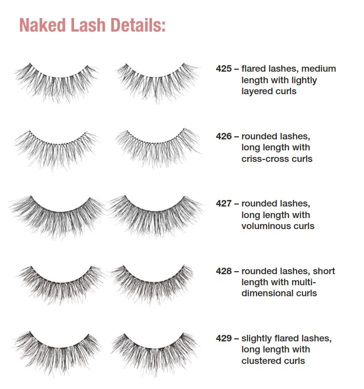 Ardell Naked Lash nepwimpers details