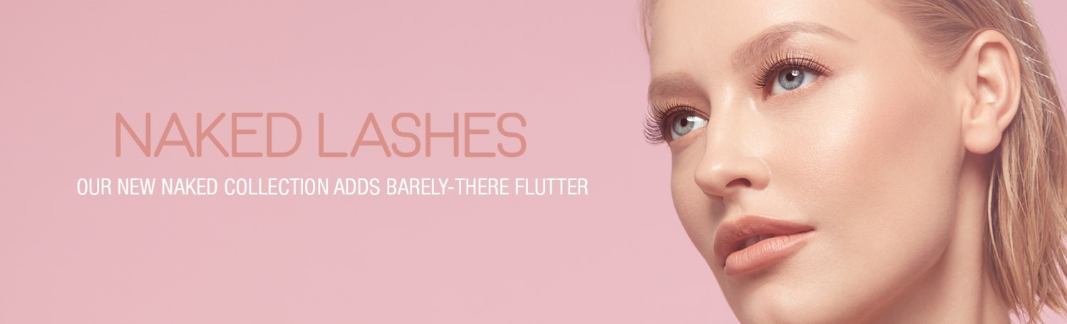Ardell Naked Lashes wimpers