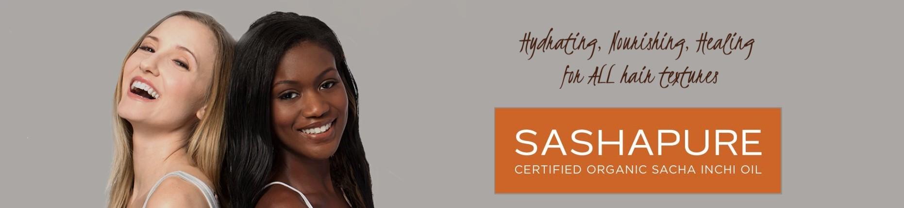 sashapure haarproducten voor natural haar