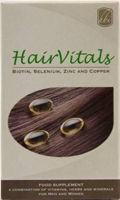 hairvitals haarvitamines voor gezonder haar