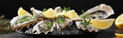 zink in oesters ondersteunen ook een gezonde haargroei