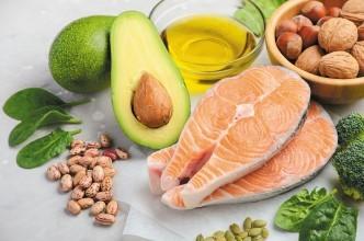 Gezonde voeding ter ondersteuning van gezond haar